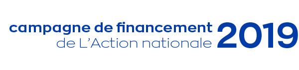 Campagne de financement 2019